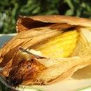 Homage to Nero Wolfe' -  'Murder Is Corny' Roasted Corn Recipe
