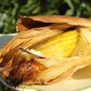 Homage to Nero Wolfe' -  'Murder Is Corny' Roasted Corn Recipe