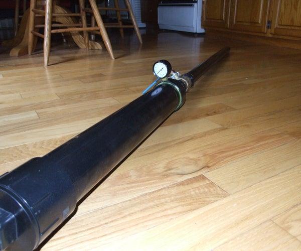 Pneumatic Projectile Launcher A.K.A. PPL