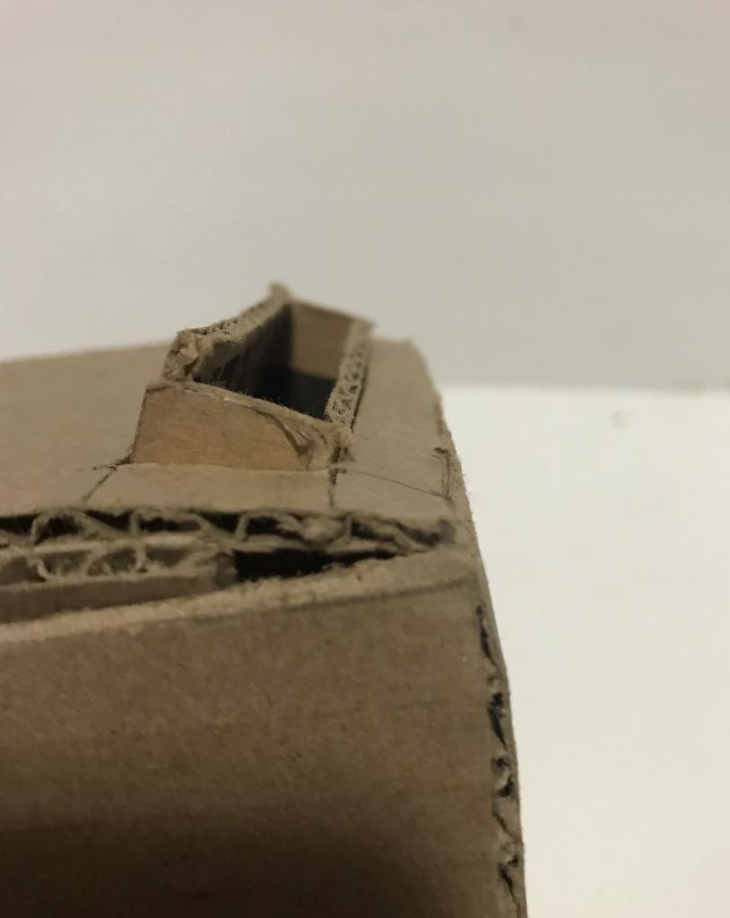 Phone Carrier + Speaker Box