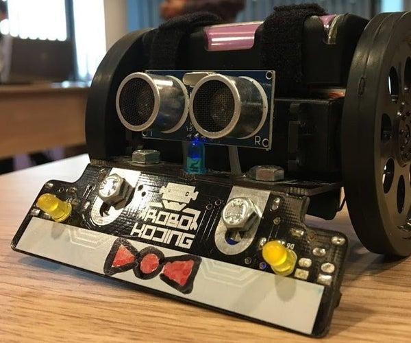 RoboKoding SumoRobot