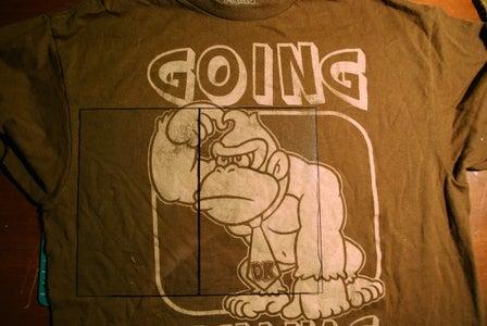 Cut Up Your Shirt!