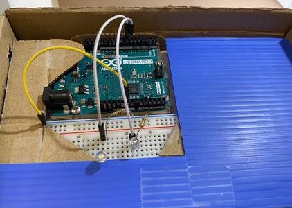 第二步:組裝電阻