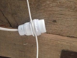 Adding the Light Bulb