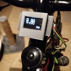 DIY Cycle Speedometer