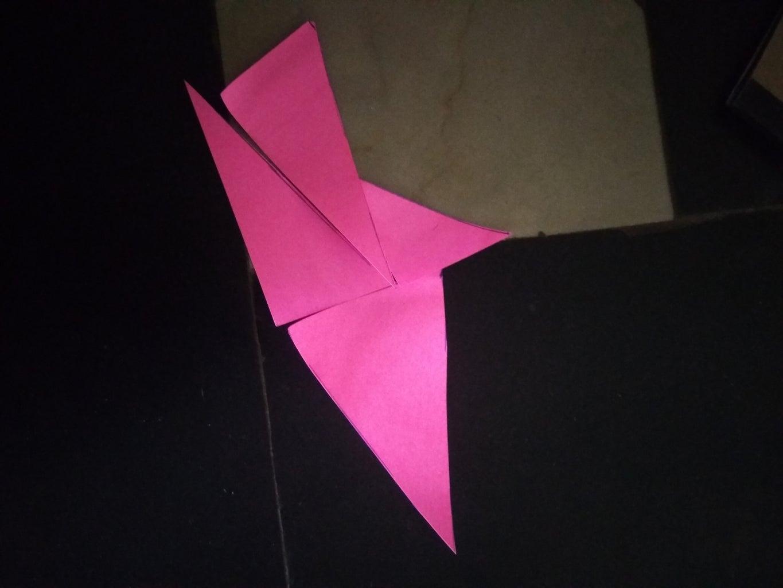 DIY Post It Note Tangram