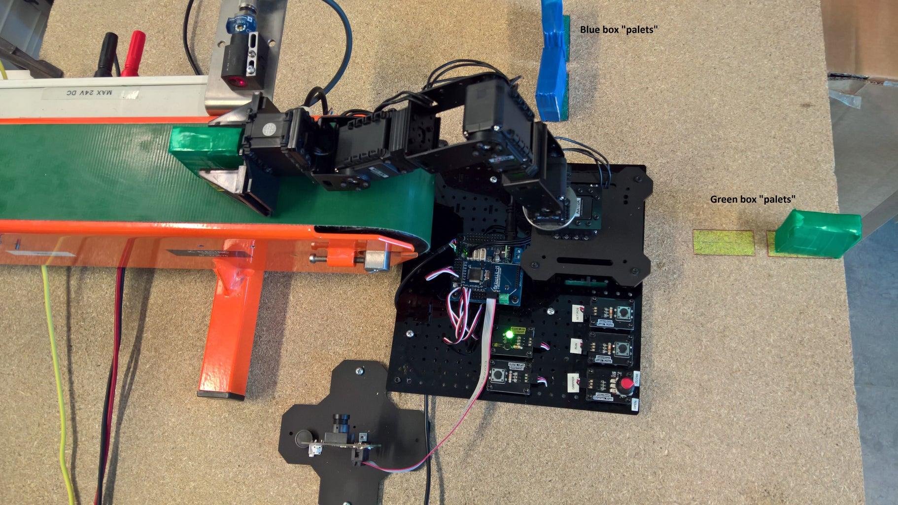 Arduino and Pixy Setup
