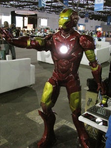 Robotics Iron Man
