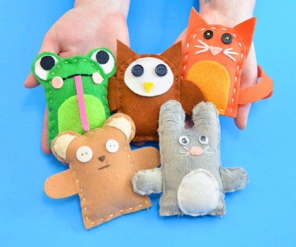 Sew a Plushie (Includes Pattern)