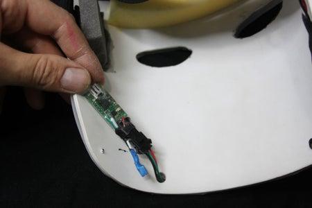 Diffusing, Straps, & Electronics