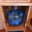 Porta Botellones De Agua (Water Bottle Holder)