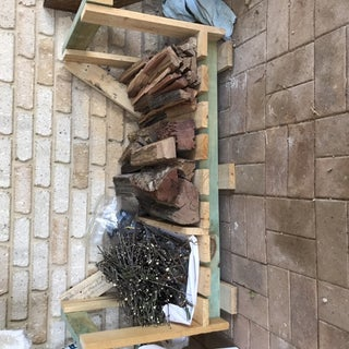 The 30 Minute Firewood Rack - Pallet Style