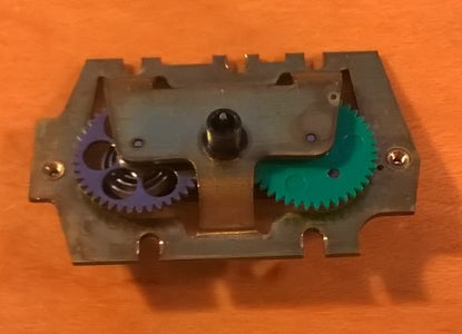 Removing the Play in the Gears