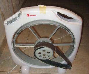 Transform - Ventilator to Belt Sander