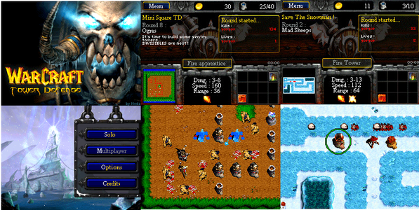 DS Homebrew Games