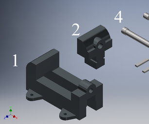 Vice Grip Assembly