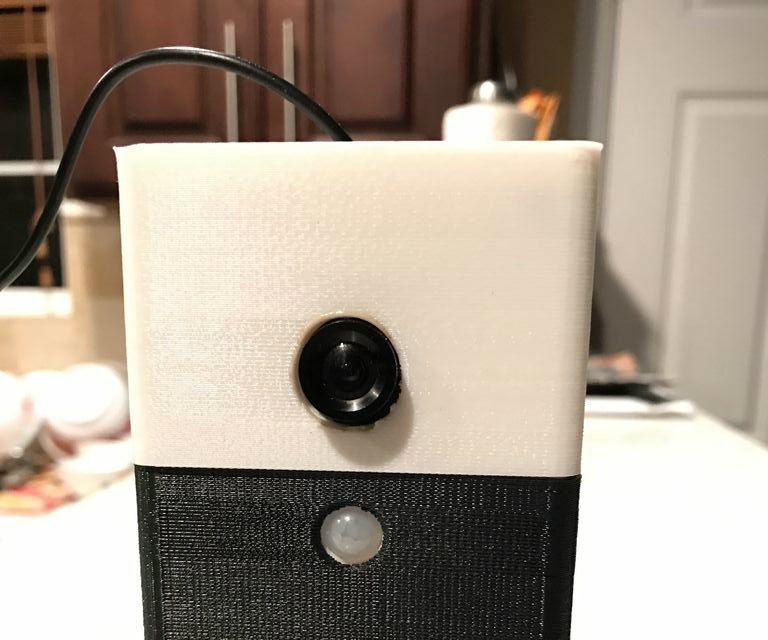 Low Cost Arduino Smart Doorbell