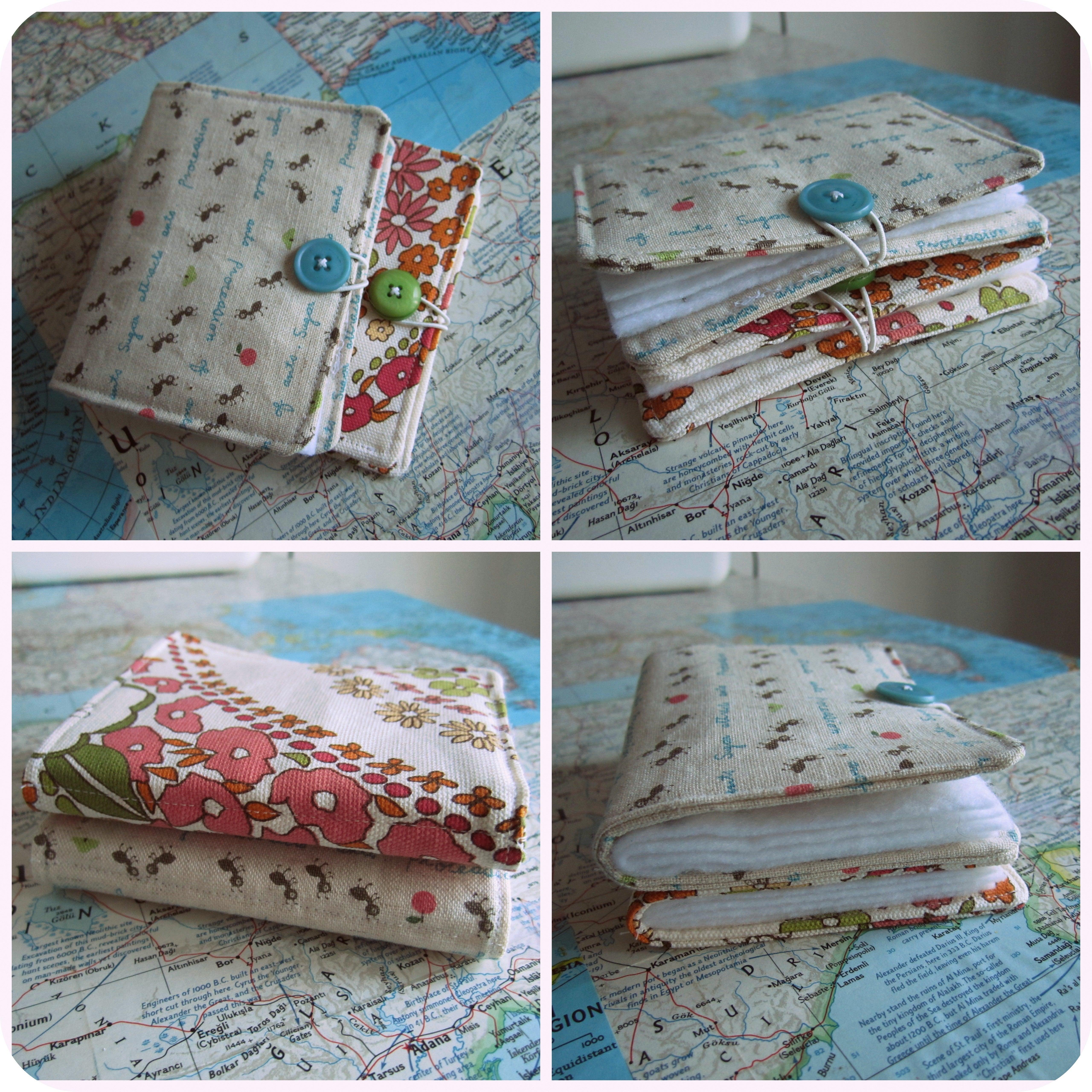 Needlebook Lot of 3