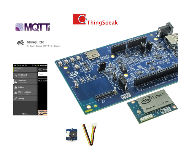 Beginners Video Tutorial Series for IoT With Intel Edison ( IntelIot)
