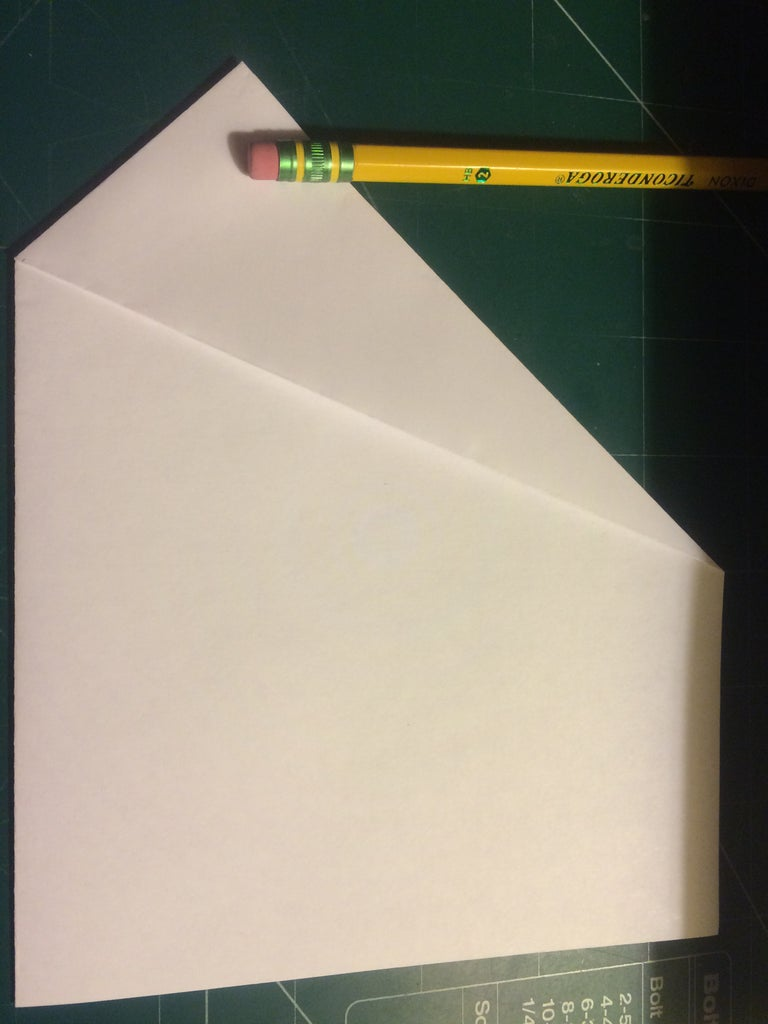 Nose, Wing and Airfoil Folding