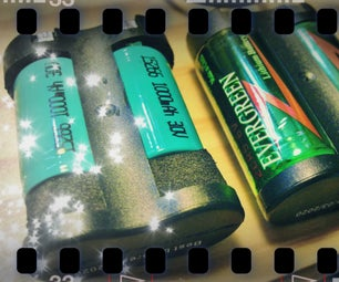Recharge-i-fy Your 2CR5 Battery