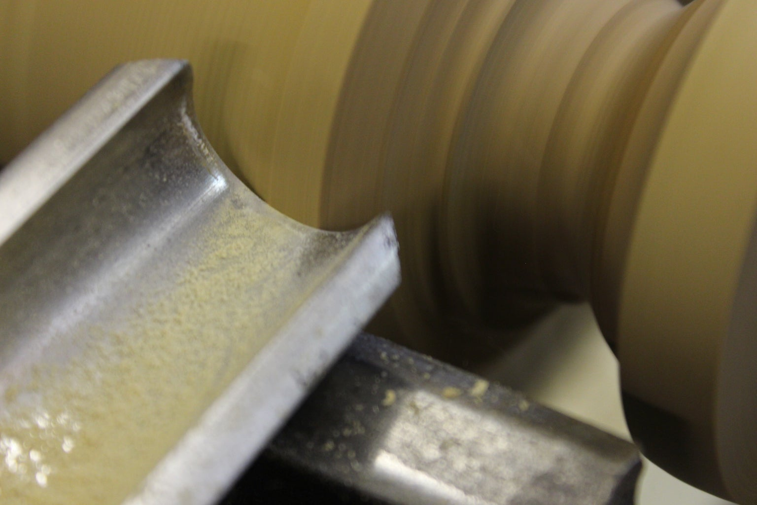 Spindle Roughing Gouge-