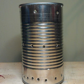 Soup Can Trail Stove (wood Powered)