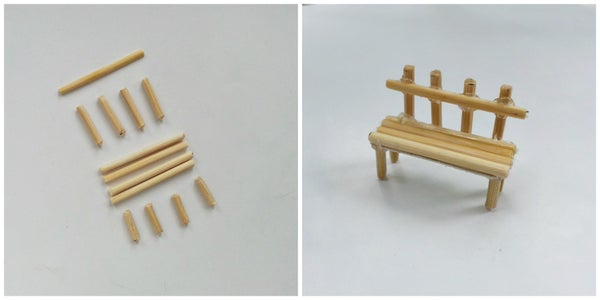 DIY Mini Garden Accessories