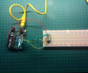 Arduino Decimal Counter With 7 Segment Display