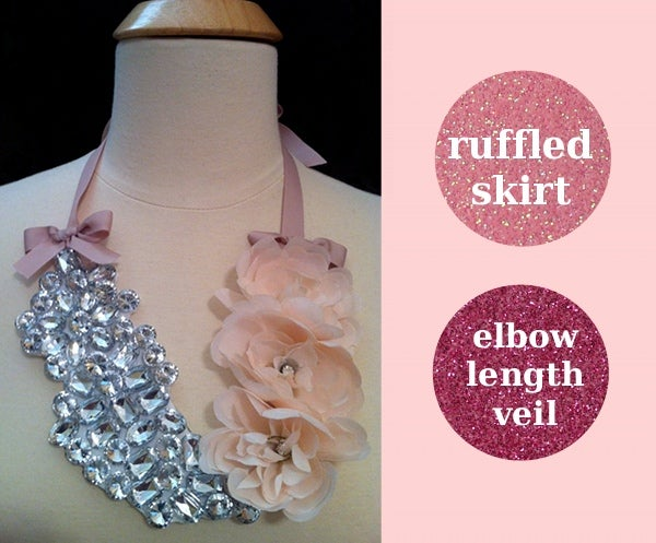 {GENEVIEVE} How to Make a Bib Statement Necklace
