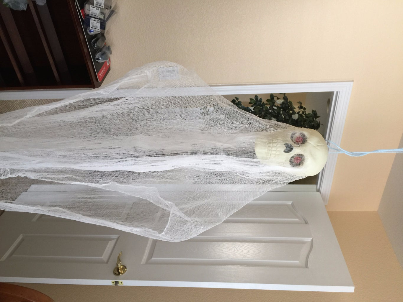 Cheesecloth Ghost LED