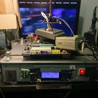 Arduino Rework Station