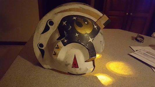 Star Wars Rebel Pilot's Helmet Build