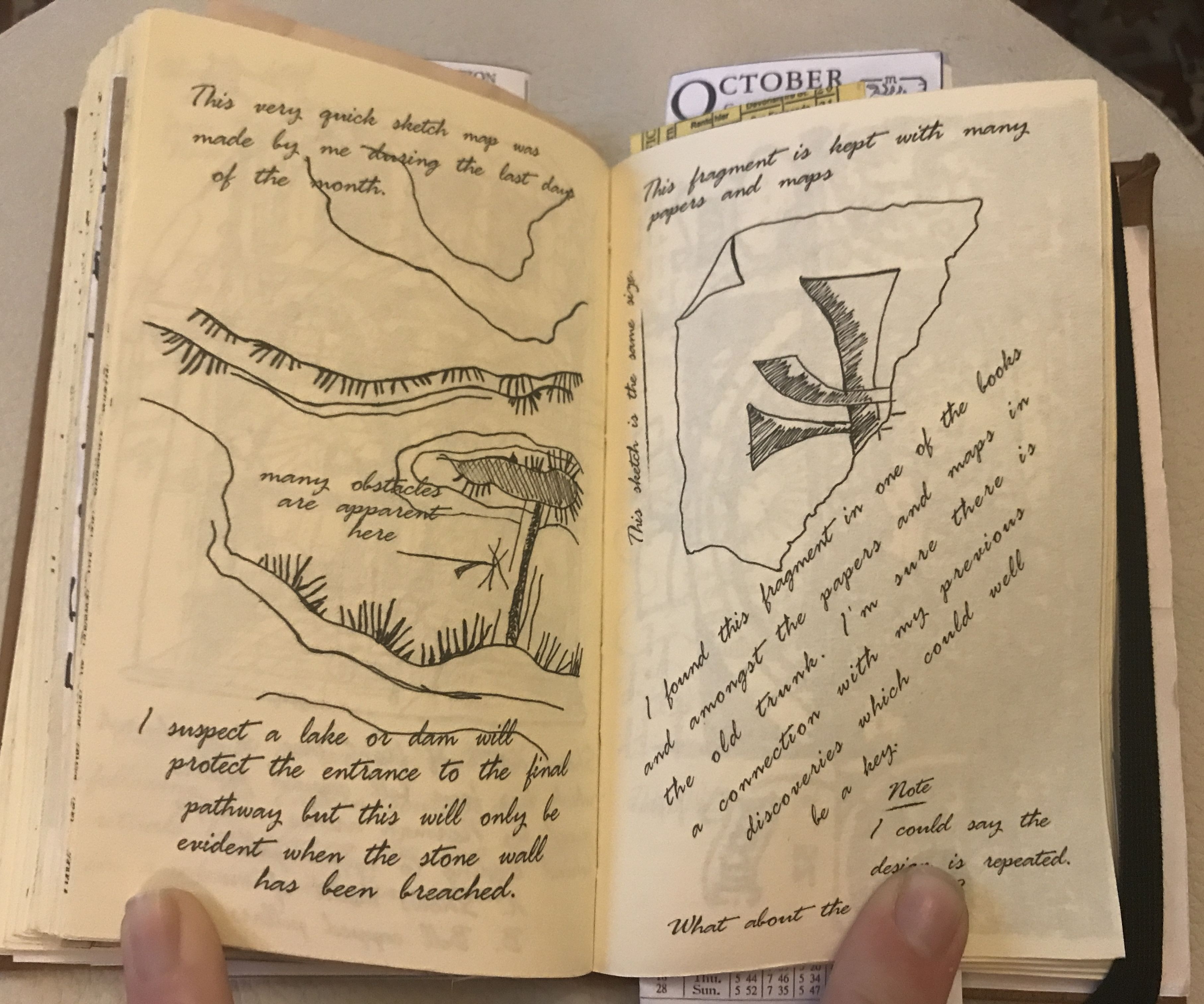 The Grail Diary From Indiana Jones and the Last Crusade