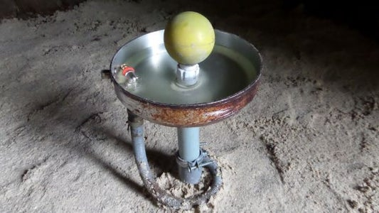 Installation of the Drinking Fountain in the Chicken Coop