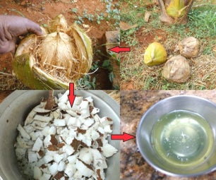 How to Make Coconut Oil From Scratch...