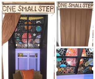 Mosaic Space Book Nook
