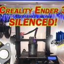 Creality Ender 3 - Silenced!