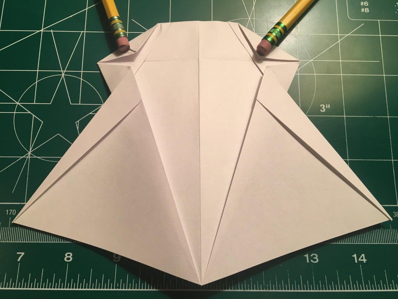 Nose and Spar Folding