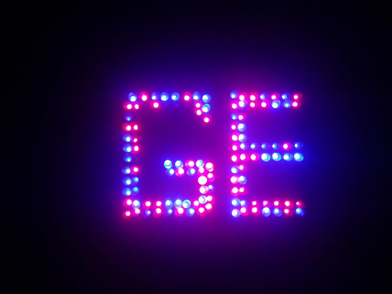 How to Make LED Board   Channel Logo Using Multi Color LEDs