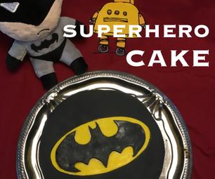 Superhero Cake - Everybody Can Do It!