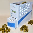 Shelf Piggy Bank