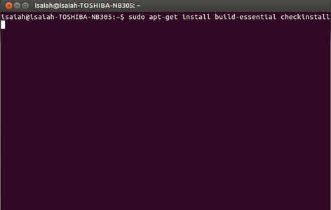 Step 1: Prep Your System for Building Packages