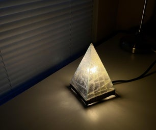 3D Pen Mood Lamp