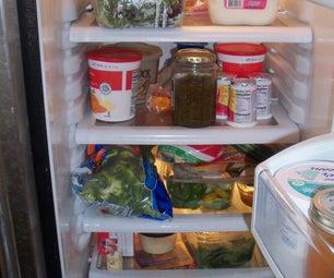 Refrigerator Shelf Extender