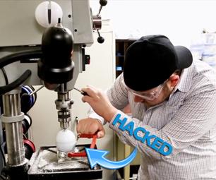 Hack: Smartphone Controlled Blender