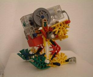 Waddle Bot - K'nex Biped