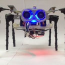 Arduino Hexapod (With A Personality)