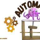 Simple and Cute Octopus Automata