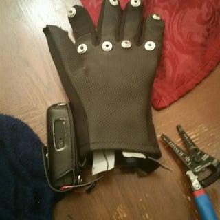 Taser Glove